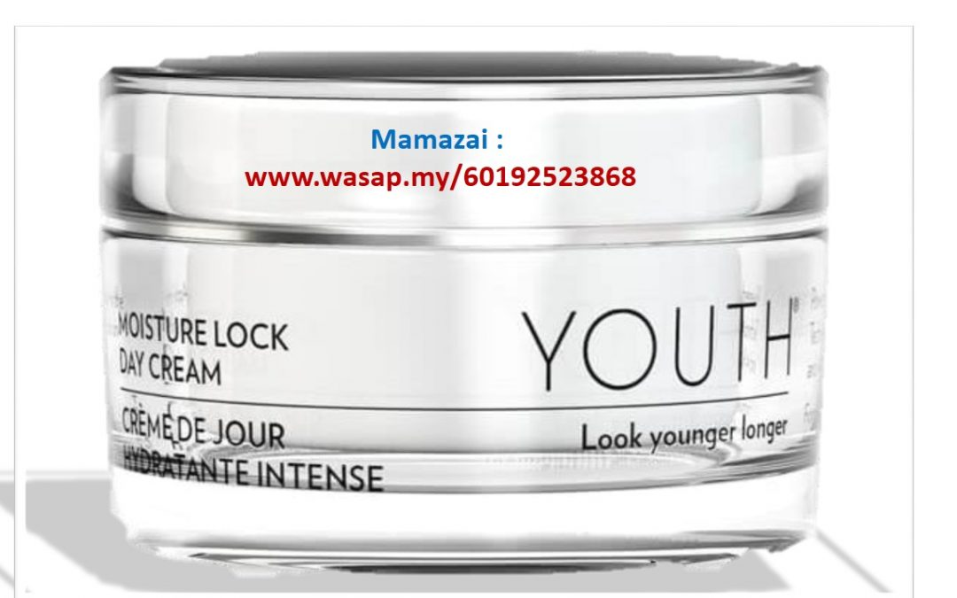 YOUTH Moisture Lock Day Cream Baharu